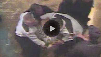 Jonathan Casillas in a crazy casino brawl.