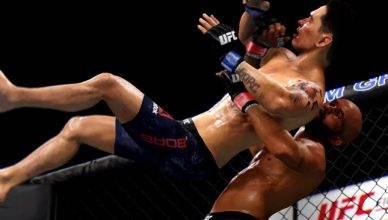 EA UFC 3 video game.