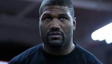 Bellator star, Rampage Jackson.