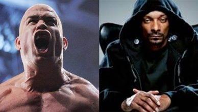 Tito Ortiz and Snoop Dogg.