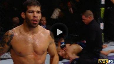UFC Results: Raphael Assuncao defeats Matthew Lopez via knockout in round three at UFC Fight NIght 120 in Norfolk.
