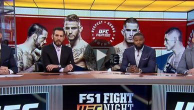 UFC on Fox crew reacts to Anderson Silva failing his USADA drug test.