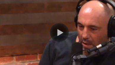 UFC commentator Joe Rogan.