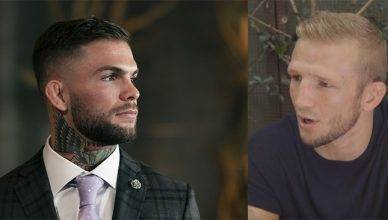 Cody Garbrandt and T.J. Dillashaw.