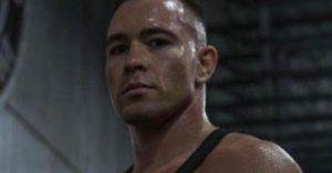 UFC welterweight contender, Colby Covington.