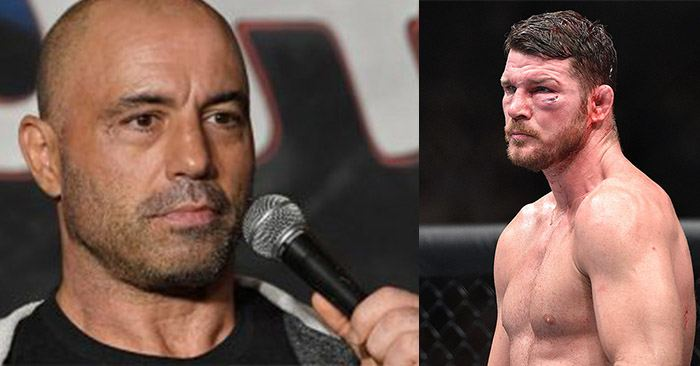 Joe rogan calls for the retirement of michael bisping mma imports for Joe rogan madison square garden