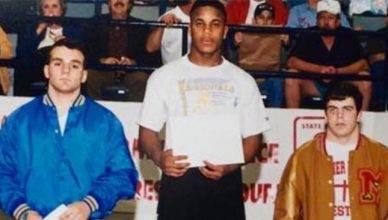 UFC light heavyweight champion, Daniel Cormier.