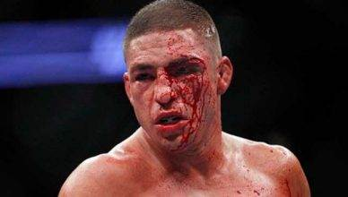 UFC legend, Diego Sanchez.
