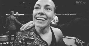 UFC champion,