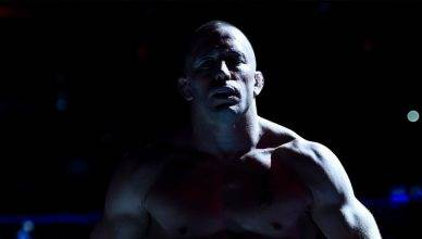UFC middleweight champion, Georges St. Pierre.