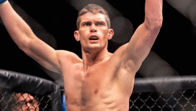 Top ranked UFC welterweight contender Stephen Thompson