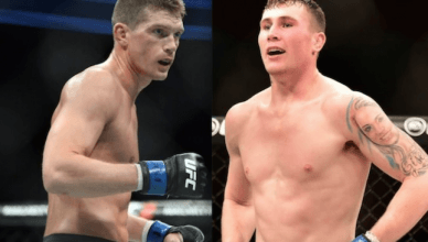"A big welterweight fight is now booked between fast rising UFC star Darren Till and Stephen ""Wonderboy"" Thompson."
