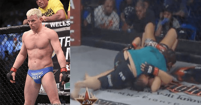 Mmas Top 7 Most Embarrassing Wardrobe Malfunctions Nsfw Mma Imports