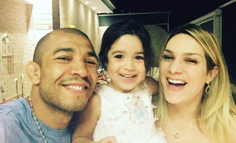 Rare Photo Of Jose Aldo S Wife Emerges Online For The First Time Mma Imports