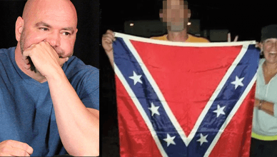 Keaton Jones and the Confederate flag.