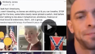 Joe Schilling and Keaton Jones.