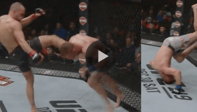 UFC Results: Eddie Alvarez def. Justin Gaethje via knockout in round three