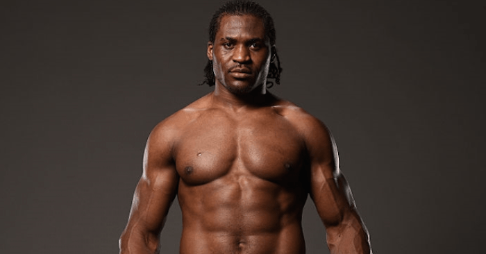 Top ranked UFC heavyweight contender, Francis Ngannou.