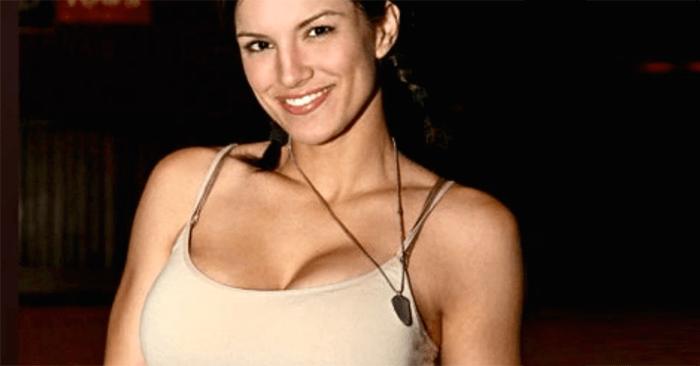 Former MMA female star Gina Carano