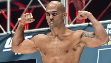 UIFC on Fox 26 features Robbie Lawler vs Rafael dos Anjos