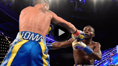 Vasyl Lomachenko dominant yet again.