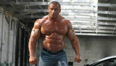 The World's Strongest Man, Mariusz Pudzianowski.
