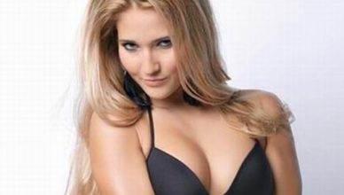 Bellator MMA female Anastasia Yankova
