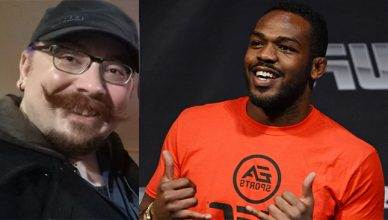 "Jon Jones and Jon ""Bones"" Jones"