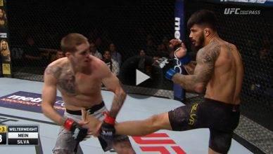 UFC Results: Jordan Mein defeats Erick Silva via unanimous decision