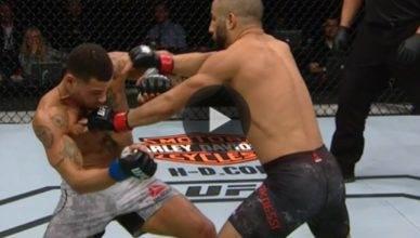 UFC Results: John Makdessi defeats Abel Trujillo via unanimous decision (30-27, 30-27, 30-27)
