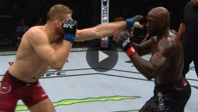 UFC Results: Jan Blachowicz defeats Jared Cannonier via unanimous decision (29-28, 29-28, 29-28)