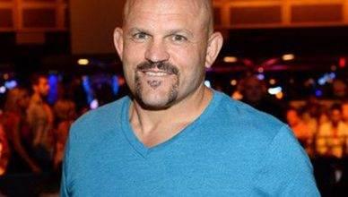 UFC Hall of Fame member Chuck Liddell.