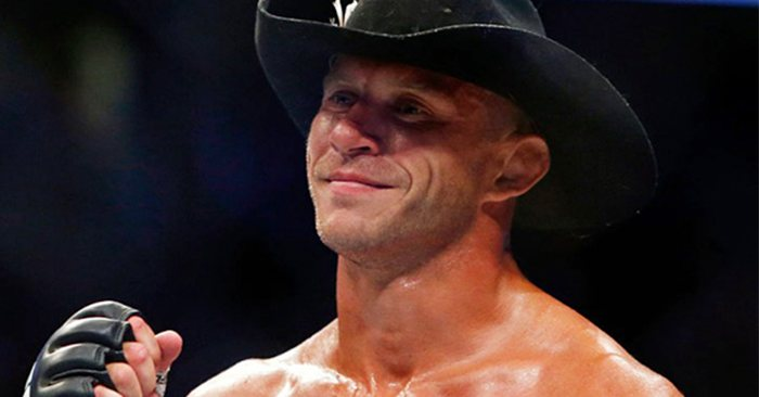 UFC star Donald Cerrone.