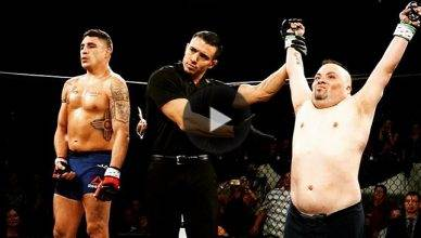 Diego Sanchez fought outside the UFC for his friend Isaac.