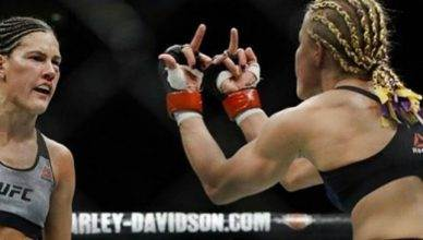 Felice Herrig explains why she got super heated with Cortney Casey at UFC 218.