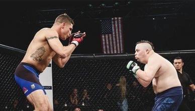 UFC star Diego Sanchez.