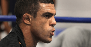 UFC and MMA legend, Vitor Belfort