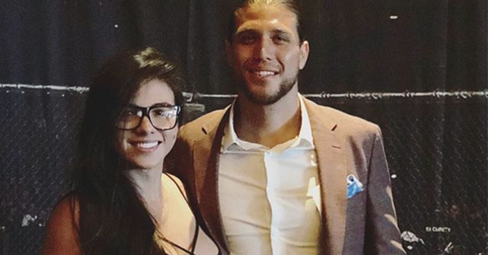 Claudia Gadelha Breaks Her Silence On A Night With Her ...