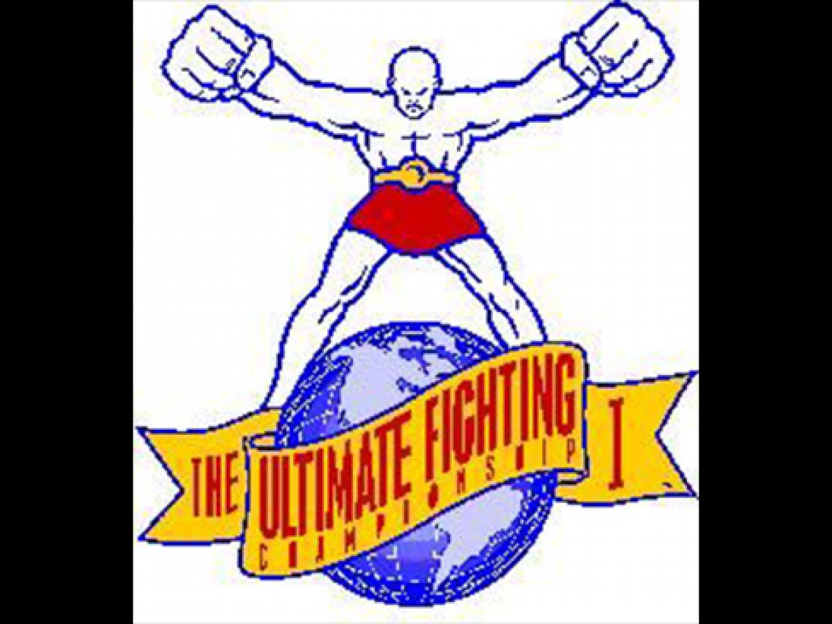 Ufc Logo Mma Imports