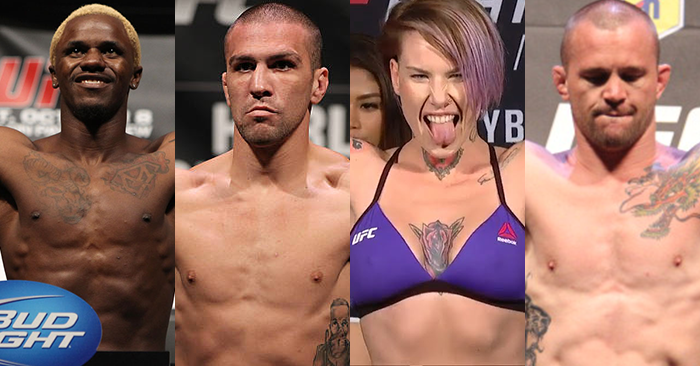 Several UFC Vets Sign Up For Bare Knuckle Boxing - MMA Imports