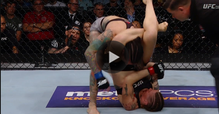 Calderwood Gets First Round Finish In Fight Pass Headliner Ufc Results Mma Imports
