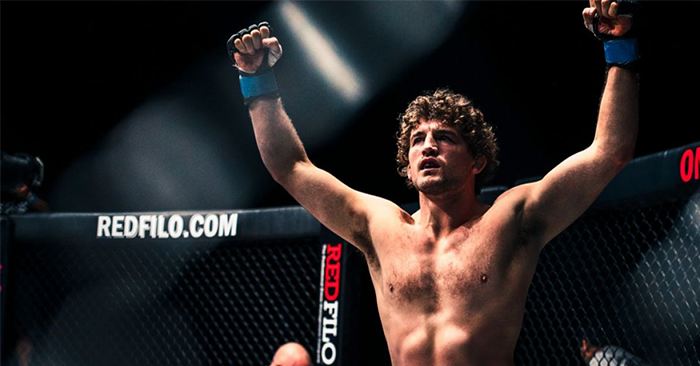Ben Askren, UFC News, Cage, ONE Championship, Victorious - MMA Imports